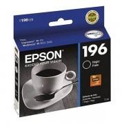 Cartucho EPSON P/ XP-401/411 Preto T196120-BR