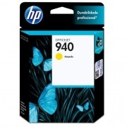 Cartucho HP 940 Officejet Jato de Tinta Amarelo 15,5ML - C4905AB