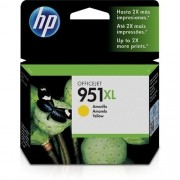 Cartucho HP 951XL CN048AB Jato de Tinta Amarelo 17ML