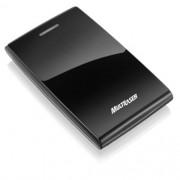Case para HD Notebook Multilaser BLACK Piano GA077