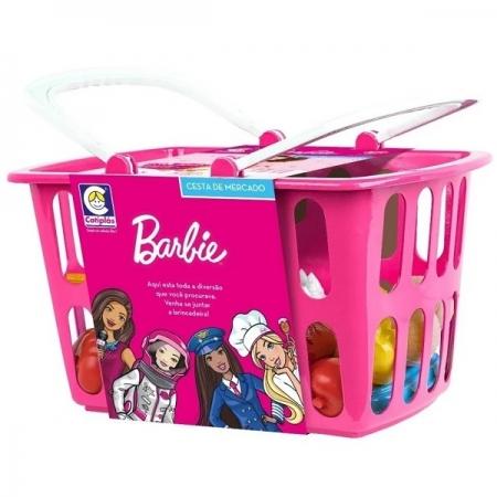 Cesta de Mercado Barbie CHEFF Cotiplas 2492