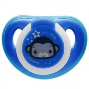 Chupeta FIRST Moments GLOW 06-18 Meses Fisher Price AZUL Multkids BB1039