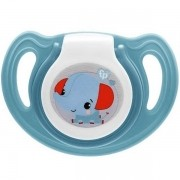Chupeta FIRST Moments SOFT 06-18 Meses Fisher Price AZUL Multkids BB1033
