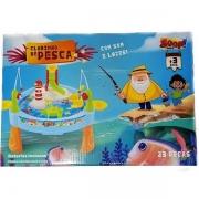 Clubinho de Pesca 23 Peças com Som e Luzes Zoop TOYS ZP00559