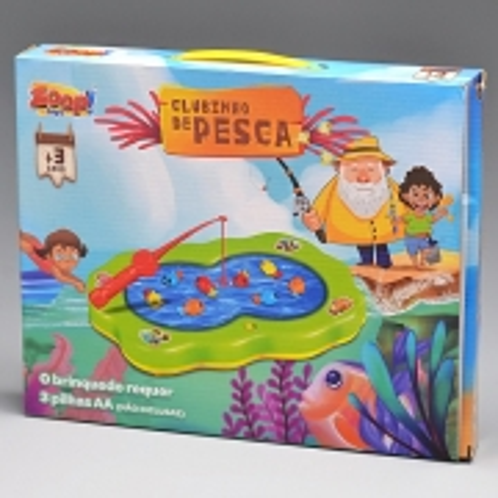 Clubinho de Pesca Zoop TOYS ZP00561