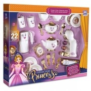 Conjunto 22 Peças SHOW de Chazinho da Princesa Zuca TOYS 7640