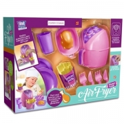 Conjunto AIR FRYER HAPPY Food Zuca TOYS 7645