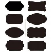 Conjunto de Adesivos Marcadores para Potes POR02
