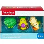 Conjunto de Animais Deliciosos FISHER-PRICE Mattel GNL81