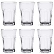 Conjunto de Copos ALTOS Vidro P DRINK Allure 425ML 6 Peças BON Gourmet 25630