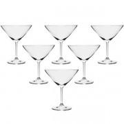 Conjunto de Taças para Martini Gastro em Cristal Ecologico 280MLBOHEMIA 56761