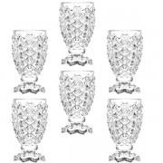 Conjunto de Taças para SHOT 35ML Pineapple 6 Peças LYOR 7017