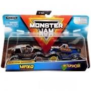 Conjunto de Veiculo Monster JAM MAX-D e Aftershock SUNNY 2020