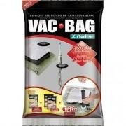 Conjunto Saco para Armazenagem a Vacuo VAC BAG Bomba + 1 Medio + 2 Grandes Ordene OR56200