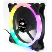 Cooler FAN F7-L200RGB 12CM C3 TECH