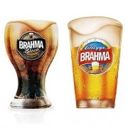 Copo Brahma BLACK + Copo Brahma Globimport