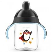 Copo Pinguim 340ML Philips AVENT SCF755/03 Preto