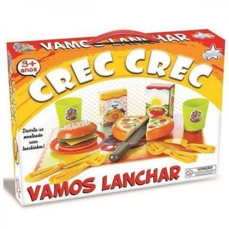 Crec CREC Vamos Lanchar BIG STAR 343-CCVL
