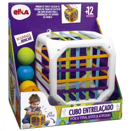 Cubo Entrelaçado ELKA 1171