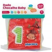 Dado Chocalho BABY DM TOYS DMB5840