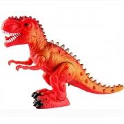 Dinossauro Tiranossauro REX com Som LUZ Zoop TOYS ZP00393
