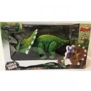 Dinossauros Triceratops Verde Zoop TOYS ZP00397