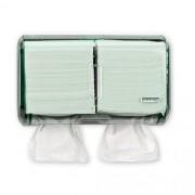 Dispenser Compacto Multiplo URBAN Verde Premisse C19285