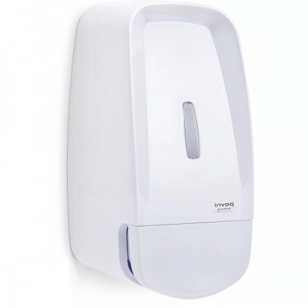 Dispenser para Sabonete Branco 600ML Compacta INVOQ Premisse C20050