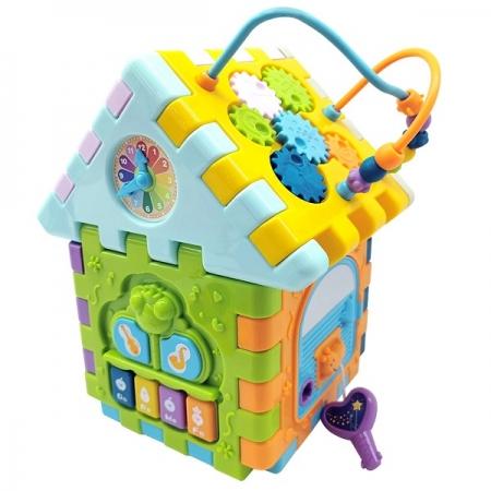 Encaixe Casa BABY Guta Guti DM TOYS DMB5797