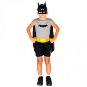 Fantasia Infantil Batman Regata G Sulamericana 10171