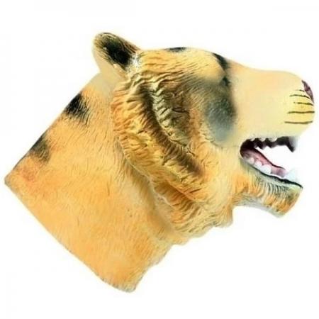 Fantoche Cabeça de Animais Selvagens Tigre TOYNG 41953