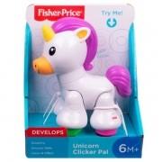FISHER-PRICE Unicornio CLICK CLACK Mattel FYL45