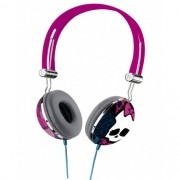 Fone com Microfone Monster HIGH Multilaser PH099