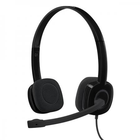 Fone de Ouvido com Microfone Logitech H151 981-000587