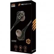 Fone de Ouvido Gamer INTRA Auricular OEX QUAD-X FN500