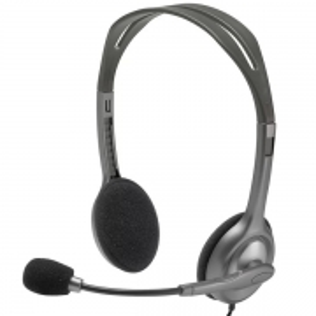 Fone Headset com Microfone H111 Logitech
