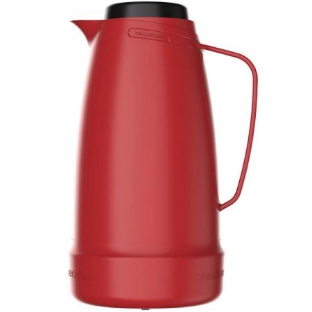 Garrafa Termica 500ML Bule Dama Vermelho Termolar 3802VRO 55700
