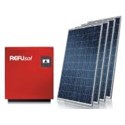 Gerador de Energia Solar Telha Ondulada  Centrium ENERGY GEF-10560RSMS 10,56 KWP Trifasico 220V Painel 330W STRING BOX
