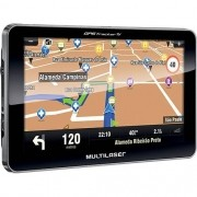GPS Multilaser + TV Tracker III LCD Touch 7 GP038