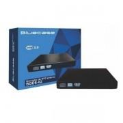 Gravador DVD Externo SLIM USB 2.0 Bluecase BGDE-02