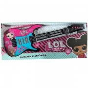 Guitarra Infantil Eletronica LOL Candide 9820