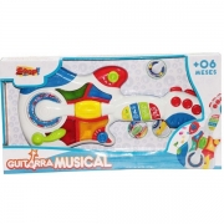 Guitarra Musical Infantil Zoop TOYS ZP00047