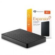 HD Externo 2.0 TB 2,5 Portatil Seagate 1TEAP3-570 STEA2000400 Expasion USB 3.0