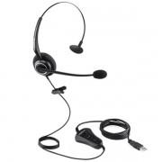 Headset Intelbras CHS 55 USB 4010058