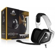 Headset Gamer Corsair CA-9011139-NA Void RGB DOLBY 7.1 USB Branco