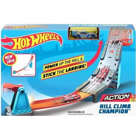 Hot Wheels Campeonato para o Topo Mattel GBF81