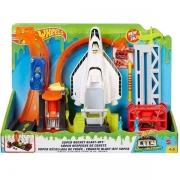 Hot Wheels CITY Pista Foguete BLAST-OFF Mattel FNB15