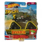 Hot Wheels Monster TRUCKS Invader Mattel FYJ44