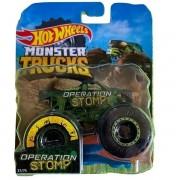 Hot Wheels Monster TRUCKS Operation STOMP Mattel FYJ44