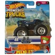 Hot Wheels Monster TRUCKS TWIN MILL Mattel FYJ44